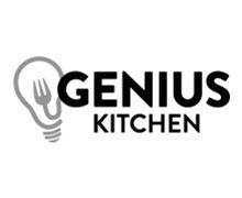 RedIron genius Kitchen Logo